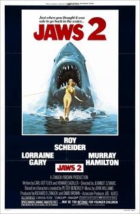Tubarão 2 - Poster / Capa / Cartaz - Oficial 1