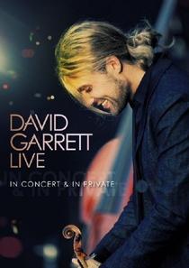 "David Garrett Live – In Concert & In Private"" - Poster / Capa / Cartaz - Oficial 2"