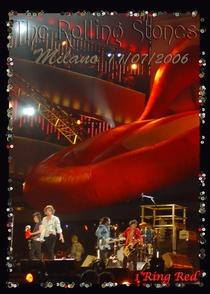 Rolling Stones - Milano 2006 - Poster / Capa / Cartaz - Oficial 1