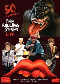 Rolling Stones - Live at the Prudential Center (Dec 15th, 2012) - Poster / Capa / Cartaz - Oficial 1