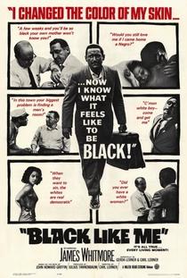 Black Like Me - Poster / Capa / Cartaz - Oficial 1
