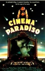 Cinema Paradiso - Poster / Capa / Cartaz - Oficial 8