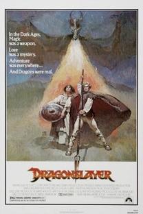 O Dragão e o Feiticeiro - Poster / Capa / Cartaz - Oficial 1