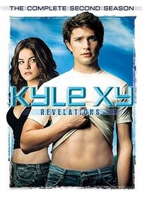 Kyle XY (2ª Temporada) - Poster / Capa / Cartaz - Oficial 1
