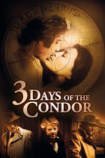 Três Dias do Condor - Poster / Capa / Cartaz - Oficial 8