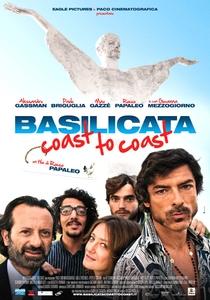 Basilicata Coast to Coast - Poster / Capa / Cartaz - Oficial 1