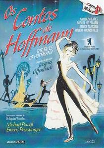 Os Contos de Hoffmann - Poster / Capa / Cartaz - Oficial 5