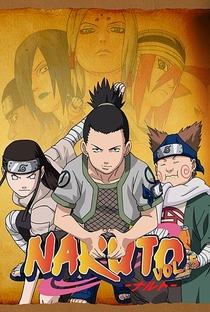 Naruto (5ª Temporada) - Poster / Capa / Cartaz - Oficial 3