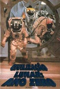 Civilização Lunar: Ano Zero - Poster / Capa / Cartaz - Oficial 1