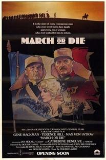 Marche ou Morra - Poster / Capa / Cartaz - Oficial 5