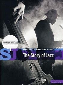 A história do Jazz - Poster / Capa / Cartaz - Oficial 1