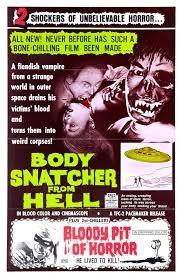 Goke, Body Snatcher from Hell - Poster / Capa / Cartaz - Oficial 6