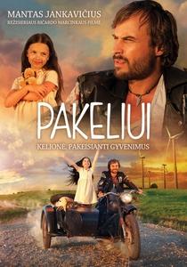 Pakeliui - Poster / Capa / Cartaz - Oficial 1