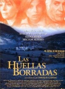Las huellas borradas - Poster / Capa / Cartaz - Oficial 1