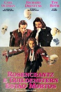 Rosencrantz e Guildenstern Estão Mortos - Poster / Capa / Cartaz - Oficial 3