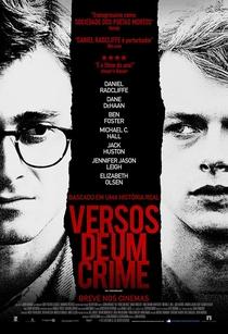 Versos de um Crime - Poster / Capa / Cartaz - Oficial 1