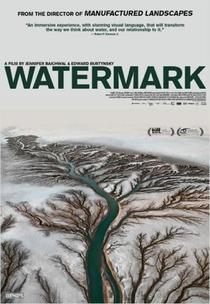 Marcas da Água - Poster / Capa / Cartaz - Oficial 1
