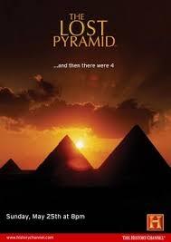 A Pirâmide Perdida - Poster / Capa / Cartaz - Oficial 1