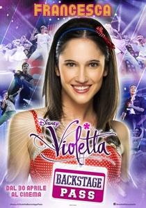 Violetta - O Show - Poster / Capa / Cartaz - Oficial 12