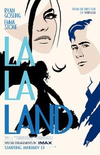 La La Land: Cantando Estações - Poster / Capa / Cartaz - Oficial 9