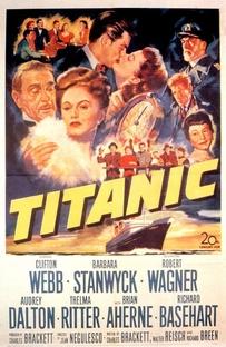 Náufragos do Titanic - Poster / Capa / Cartaz - Oficial 3