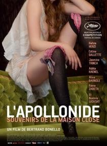 L'Apollonide - Os Amores da Casa de Tolerância - Poster / Capa / Cartaz - Oficial 4