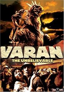 Varan the Unbelievable - Poster / Capa / Cartaz - Oficial 1