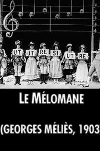 O Melômano - Poster / Capa / Cartaz - Oficial 1