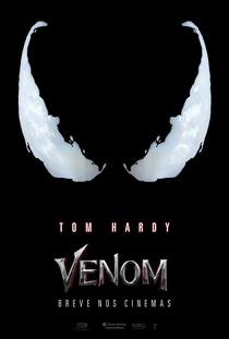 Venom - Poster / Capa / Cartaz - Oficial 3