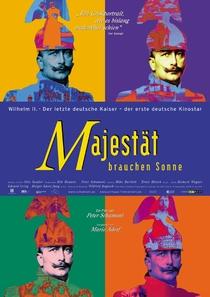 Majestade precisa de sol - Poster / Capa / Cartaz - Oficial 1