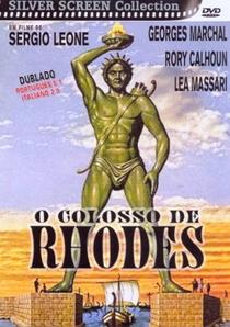 O Colosso de Rodes - Poster / Capa / Cartaz - Oficial 14