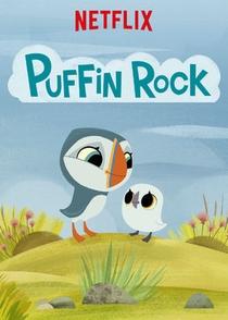 Puffin Rock - Poster / Capa / Cartaz - Oficial 1