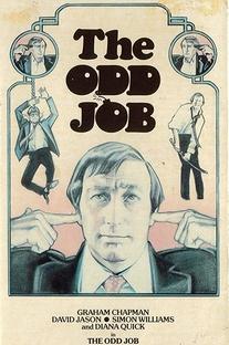The Odd Job - Poster / Capa / Cartaz - Oficial 1