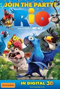 Rio - Poster / Capa / Cartaz - Oficial 9
