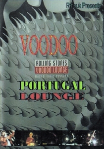 Rolling Stones - Portugal Lounge 1995 - Poster / Capa / Cartaz - Oficial 1