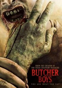 Butcher boys - Poster / Capa / Cartaz - Oficial 2