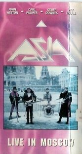 Asia - Live in Moscow - Poster / Capa / Cartaz - Oficial 1