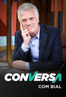 Conversa com Bial  (1ª Temporada) - Poster / Capa / Cartaz - Oficial 1