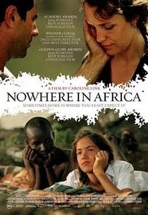 Lugar Nenhum na África - Poster / Capa / Cartaz - Oficial 1