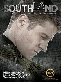 Southland: Cidade do Crime (4ª Temporada) - Poster / Capa / Cartaz - Oficial 1