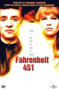 Fahrenheit 451 - Poster / Capa / Cartaz - Oficial 8