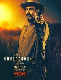 Underground (2ª Temporada) - Poster / Capa / Cartaz - Oficial 9