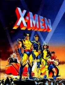 X-Men: A Série Animada (1ª Temporada) - Poster / Capa / Cartaz - Oficial 2