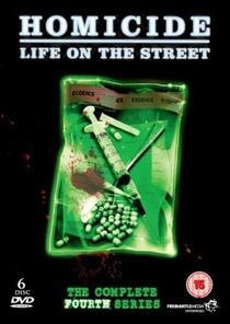 Homicídio (4ª Temporada) - Poster / Capa / Cartaz - Oficial 1