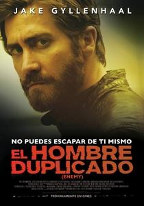 O Homem Duplicado - Poster / Capa / Cartaz - Oficial 7