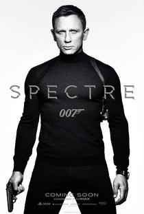 007 Contra Spectre - Poster / Capa / Cartaz - Oficial 5