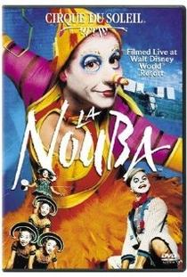 Cirque du Soleil - La Nouba - Poster / Capa / Cartaz - Oficial 1
