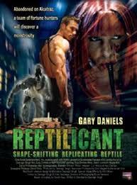 Reptilicant  - Poster / Capa / Cartaz - Oficial 1