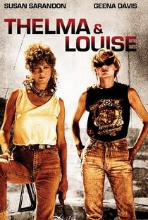 Thelma & Louise - Poster / Capa / Cartaz - Oficial 2