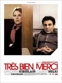 Muito bem, obrigado    (Très Bien Merci)  - Poster / Capa / Cartaz - Oficial 1